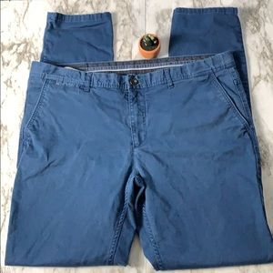Zara Man Basic Collection Pants Blue Size 38
